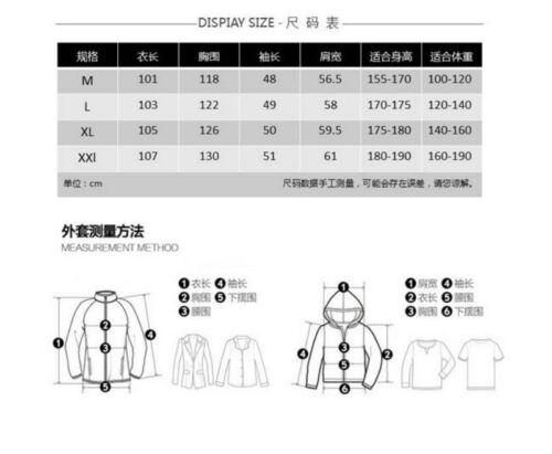 Koreaanse mannen bont Nieuwe Faux gezamenlijke revers Warm buiten kraag jas jas Winter gevoerde dnIwxqw0O