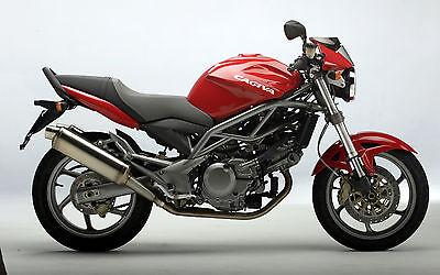 Cagiva motorcycle decals # 640