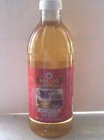 Hans... Pure..-- (indian) .--. Sesame Oil 16 0z ------(usa Ww Ship Free)