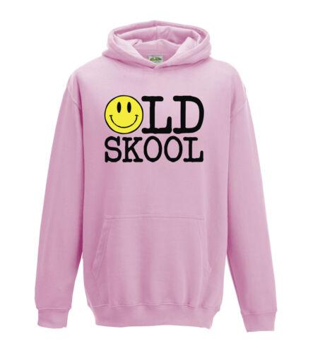 Old Skool Dance Rave DJ Acid Festival Retro House 1402 Hoodie