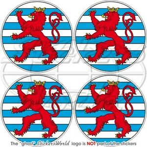 Luxembourg Nato E-3 Sentry Awacs Roundel Aéronef, 50mm Vinyle Autocollant X4 Q1ilfodg-07220820-806352951