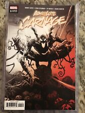 Marvel 2019 Absolute Carnage #1 Artgerm Variant Cover NM UNREAD 1st Print