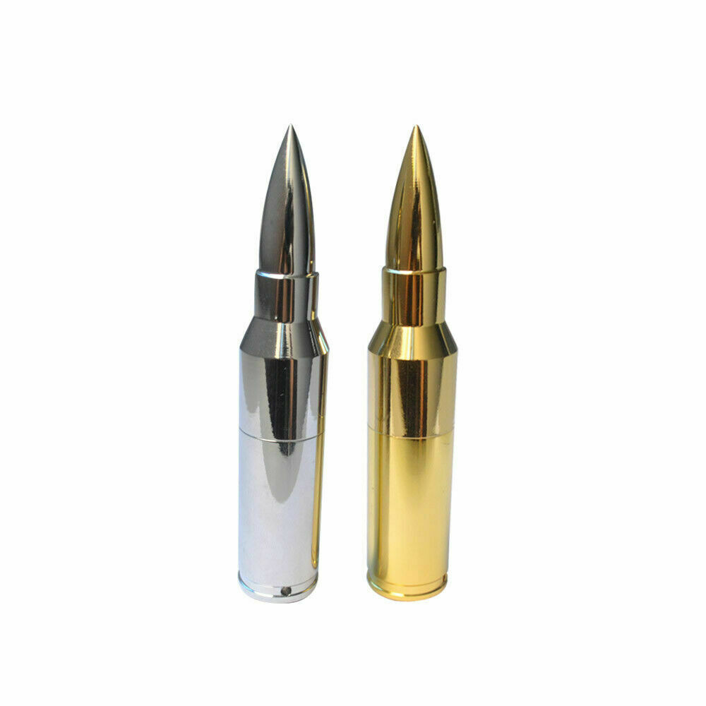 Metal Bullet Model 32GB USB 2.0 Flash Drives Flash Pen Drive Thumb Drive Storage