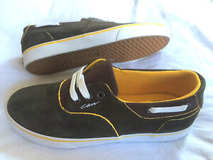 Circa-Valeo-Skate-C1RCA-Schuhe-shoes-footwear-sneaker-skateboard-charcoal-yellow