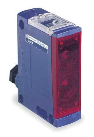 TELEMECANIQUE SENSORS XUX0ARCTT16T Photoelectric Sensor,Rectangle,Thru-Beam