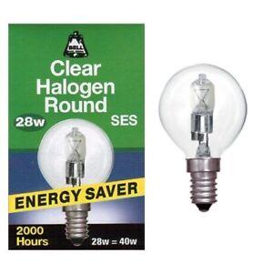 Sonnette-de-Marque-Halogene-Economie-D-039-Energie-Balle-Golf-Lampes-Ampoule-28w-40w