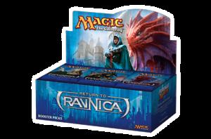 4x Mizzium Skin Return to Ravnica MtG Magic Blue Common 4 x4 Card Cards