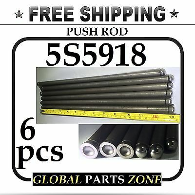 6 pcs 4P8577 7E7309 9Y8205 Push Rod for CATERPILLAR WE SELL WIDE RANGE OF PARTS