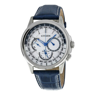 Citizen Mens Calendrier Stainless Steel Watch
