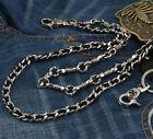 Skeleton hand Connect Classic Biker Trucker Keychain Key Jean Wallet Chain NCS22