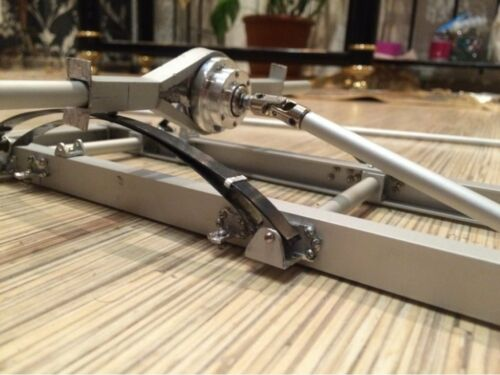 4mm x 5mm Flexible Shaft Joint Coupler Stepper DC Motor Coupling RC Car U-Joint