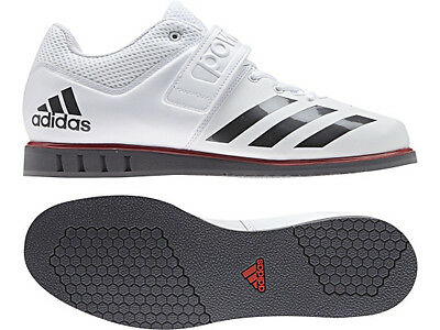 Adidas Men/'s Powerlift 3.1 White//Night Metallic//Grey BA8018 Sz 7-13