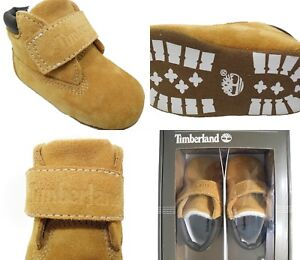 new concept the best where to buy Details about Timberland Crib Bootie New Infants Boots Wheat Baby Shoes  Strap Sale Size 0-3.5