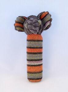 Annabel-Trends-Knit-Elephant-Plush-19cm-Soft-Toy-knitted-Rattle-and-Sensory-Toy