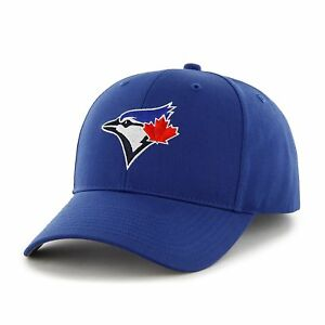 bcbba974f06 Toronto Blue Jays Basic 47 MVP Blue Hat Cap Adjustable MLB Baseball ...