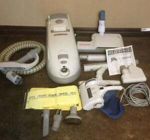 Electrolux-Epic-8000-Canister-Vacuum-Cleaner-LittleLux-amp-Floor-Attachments-C133A