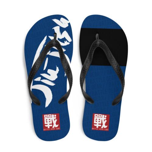 OTM BJJ Jiu Jitsu Ranked Unisex Flip Flops Slippers