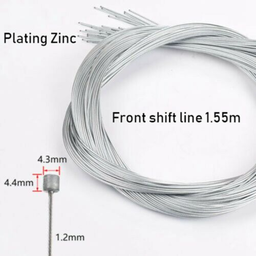 Line Core Inner Wire Shift Gears Cable Bike Fixed Gear Bicycle Shifter Lines