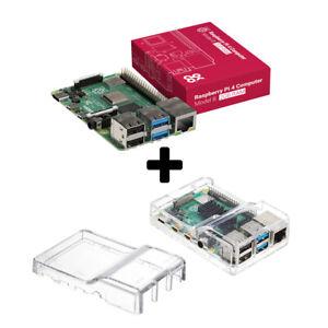 Raspberry-Pi-4-Model-B-2GB-RAM-Transparent-Case-Combo