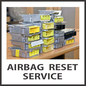 Image Is Loading Repair Service Airbag Computer Srs Control Module Reset