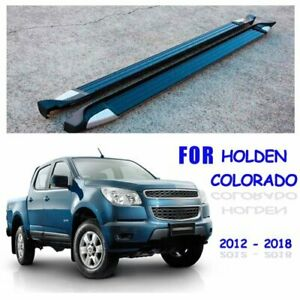 New-Running-Boards-Side-Steps-for-Isuzu-Dmax-Dmax-For-Holden-Colorado-20122017