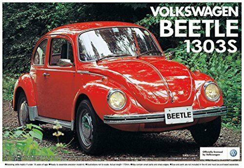 New 1 24 The Best Car Vintage No.69 Volkswagen Beetle 1303S