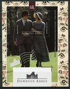 Nevis 2014 Neuf Sans Charnière Downton Abbey Lady Sybil Crawley 1 V S/s Série Tv Timbres-afficher Le Titre D'origine Apparence Attractive