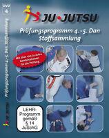 Dvd: Ju-jutsu Prüfungsprogramm 4. Dan - 5. Dan, Dvd 4