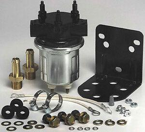 Electric Fuel Pump Carter P4600HP
