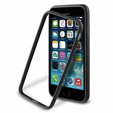 MUVIT ibelt Custodia Paraurti Nero per Apple iPhone 6 Plus/6s Plus