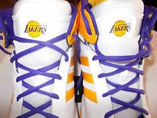 ADIDAS PRO MODEL (L.A.LAKERS)TEAM SNEAKERS