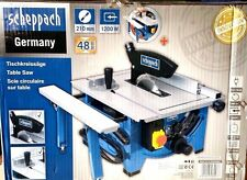 Scheppach Tischkreissäge HS80, 230 V, 1200 W