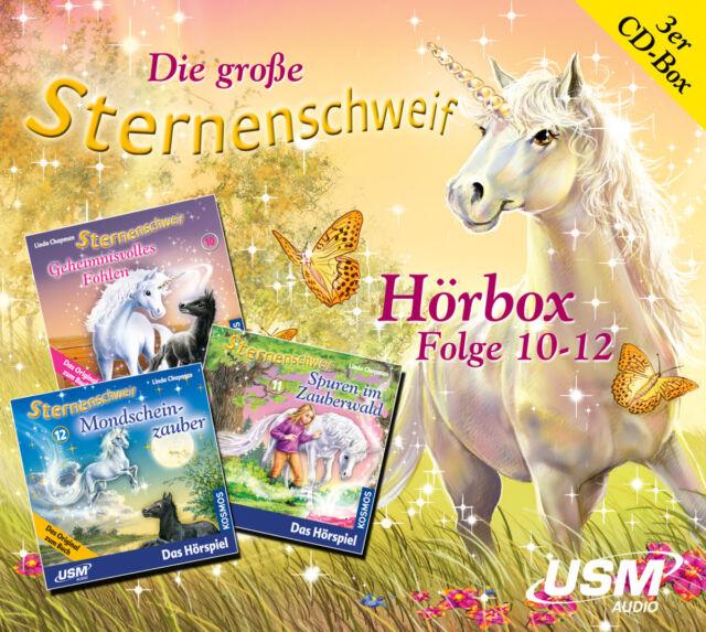 Sternenschweif - Die große Sternenschweif Hörbox Folgen 10-12 (3 Au...