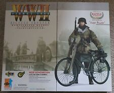 "Dragon Action Figure ww11 alemán Jupp 1/6 12"" 70365 en Caja hizo Cyber Hot Toy"
