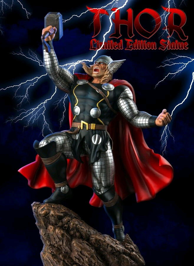 Thor - 1 6th Scale Limited Edition Statue