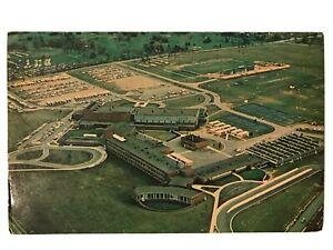Pioneer-High-School-Ann-Arbor-Michigan-MI-Postcard