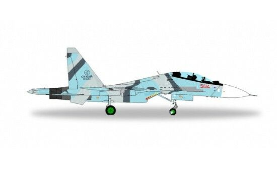 580090 - Herpa sukhoi su-30mkk  pavel Osipovich sukhoi  - 1 72