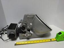 REICHERT AUSTRIA VISOPAN [broken micrometer] OPTICAL MICROSCOPE OPTICS BIN#TB2