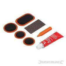 Puncture Repair Kit 7pce for bike road bike mountain Tyre tube change 380155