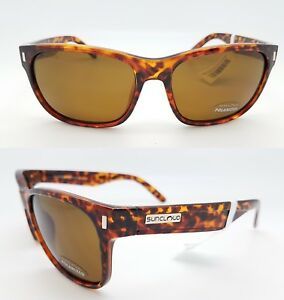 626bd4a457 Image is loading NEW-Suncloud-sunglasses-Dashboard-Tortoise-Brown-Polarized- Medium-
