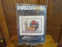 Dimensions - Counted Cross Stitch Kit Charles Wysocki Americana Still Life Craft Supplies