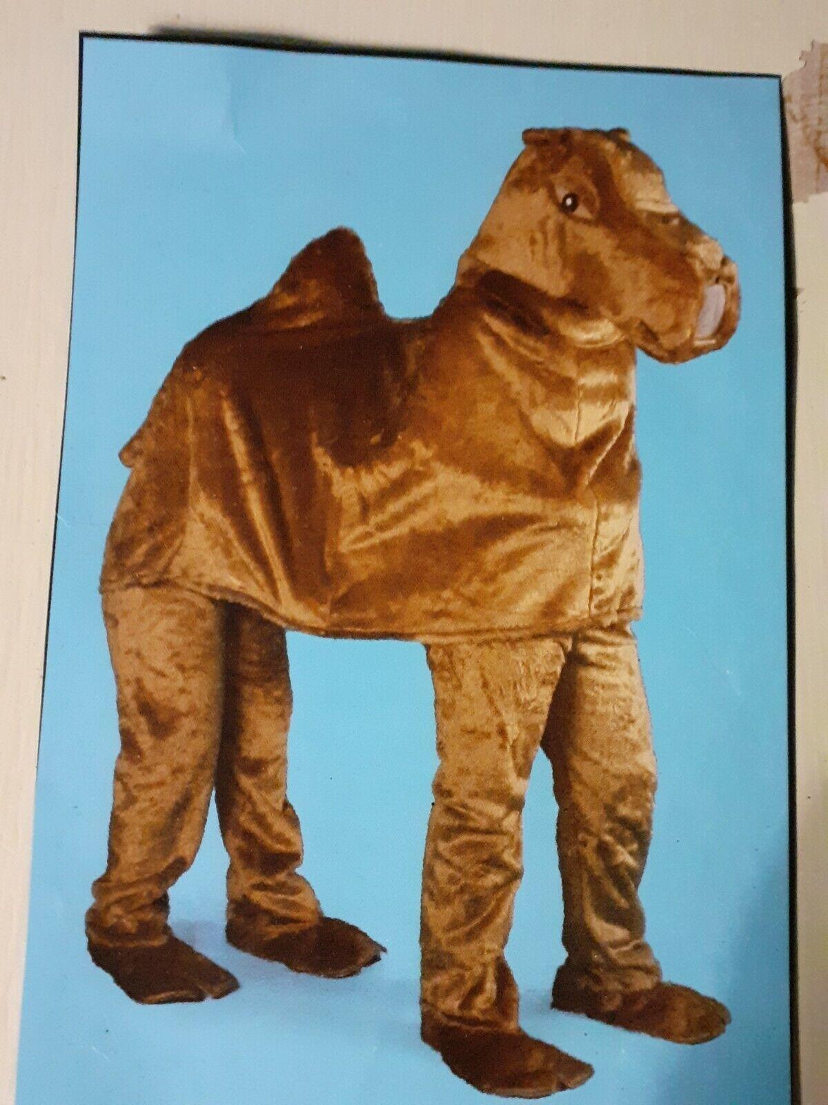 Pantomime / Nativity / Marathon / Fun Run Camel Costume - 2 - person