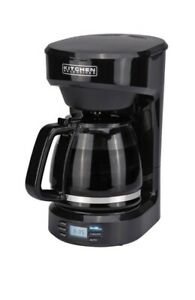 Kitchen Selectives 12 Cup Coffee Maker Ebay