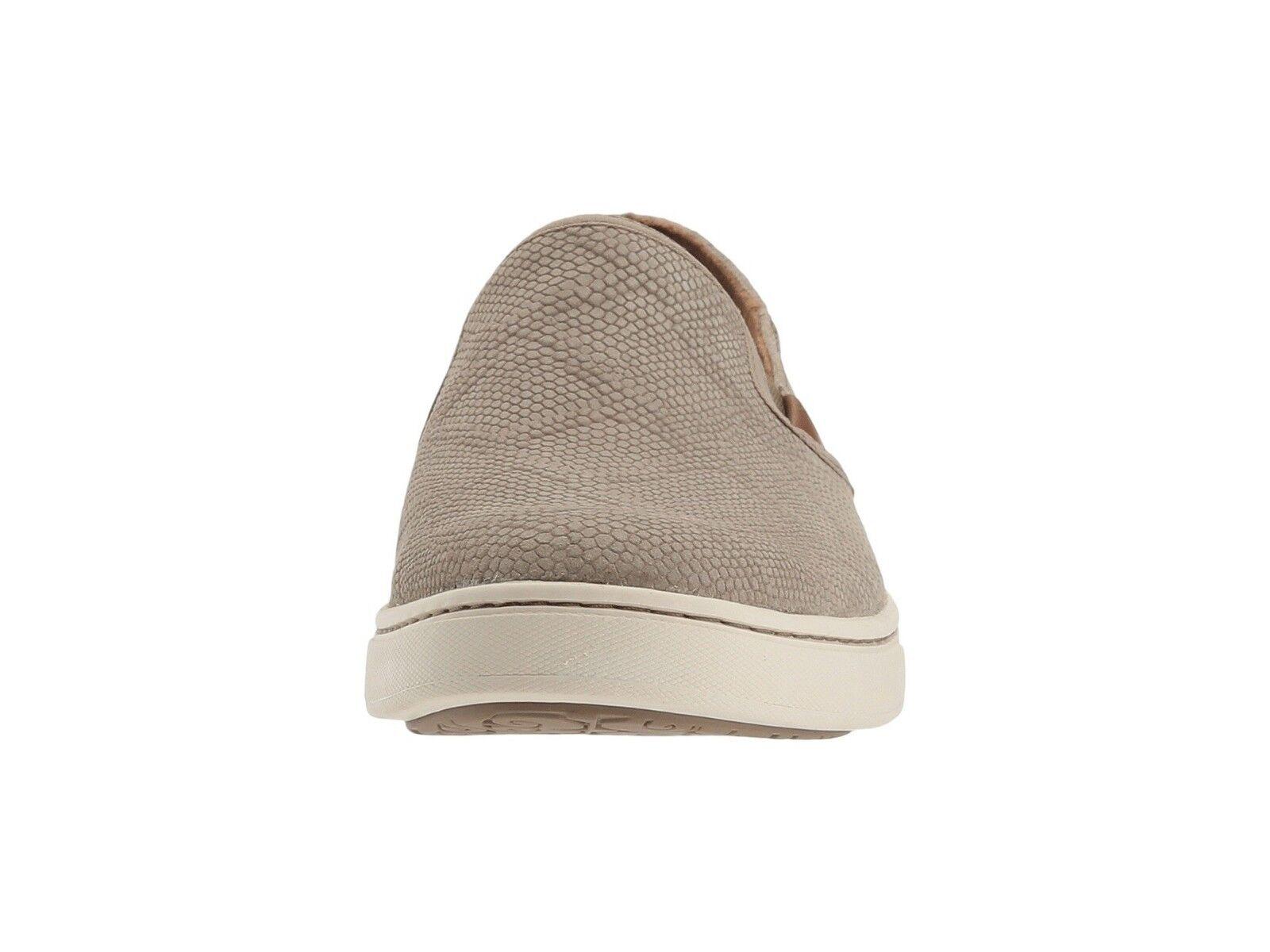 OluKai OluKai OluKai Pehuea Leather Clay Honu Women's Textured Slip On Loafer 20329-LH10 39631b