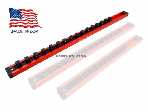 Mechanics Time Saver 1//2 in Drive Serrure une prise Barre magnétique Rack MTS Usa Made