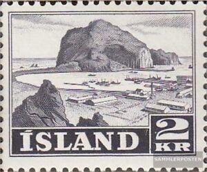 Islande 269 Neuf Avec Gomme Originale 1950 Pêche