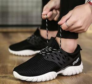 New Breathable Sport shoes Sneakers Casual shoes Running Fashion Men's shoes