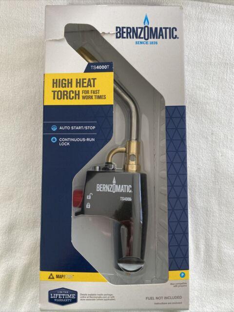Bernzomatic TS4000T High Heat Trigger Start Torch