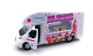 Glace-Voiture-ICE-CREAM-Glacier-caravane-voiture-miniature-voiture-CAMPING-CAR-1-34-1-39