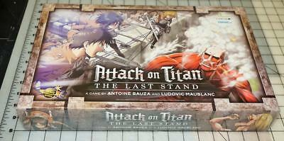 Attack on Titan The last stand – The Board of Games